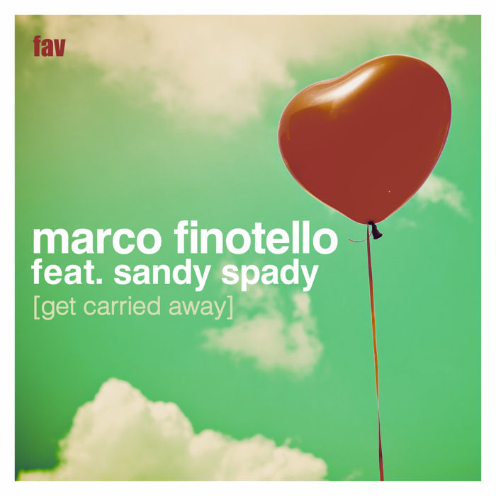 Marco Finotello feat Sandy Spady – Get Carried Away