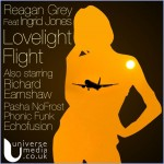 Reagan Grey feat. Ingrid Jones : Lovelight Flight