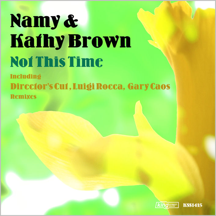 Namy feat. Kathy Brown : Not This Time