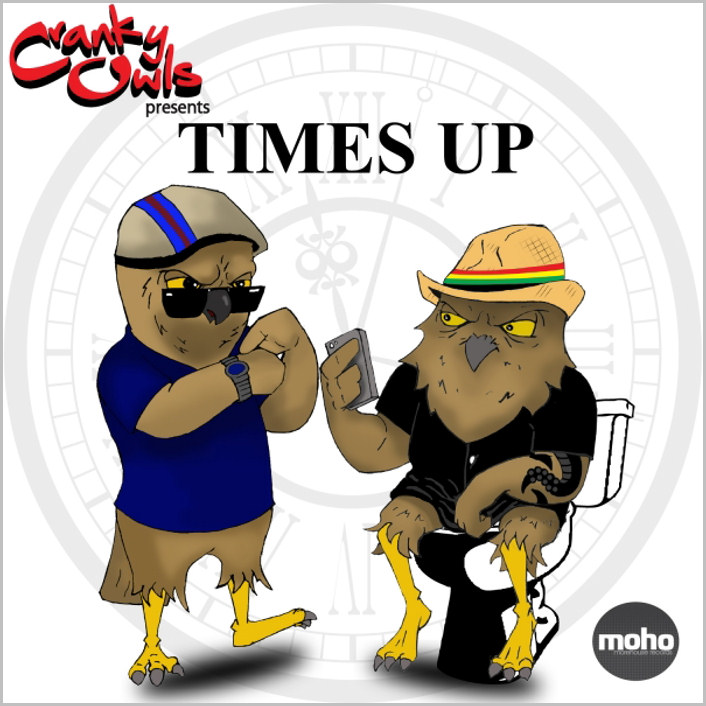 Cranky Owls : Times Up
