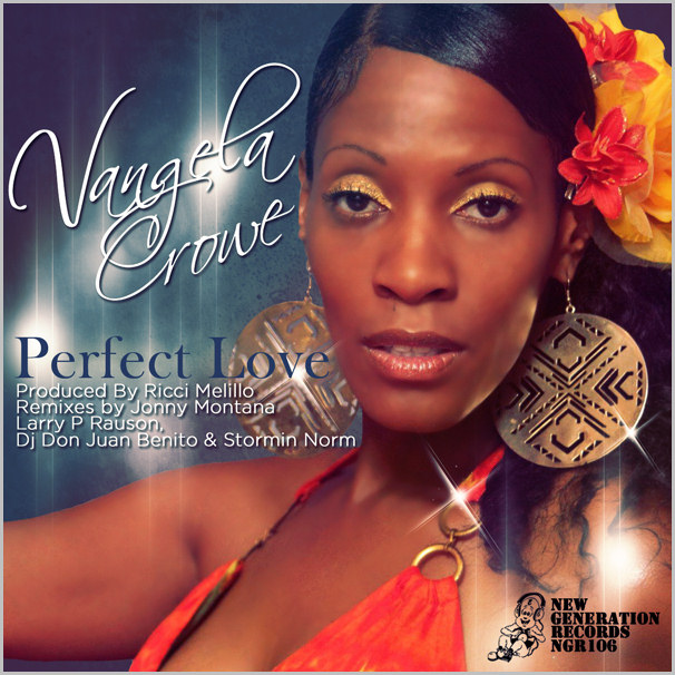 Vangela Crowe - Perfect Love