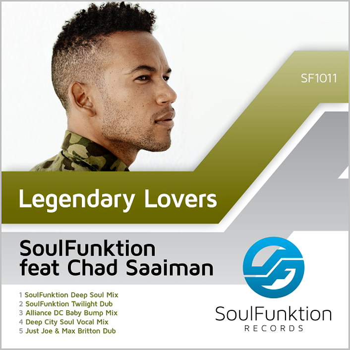 SoulFunktion feat. Chad Saaiman – Legendary Lovers