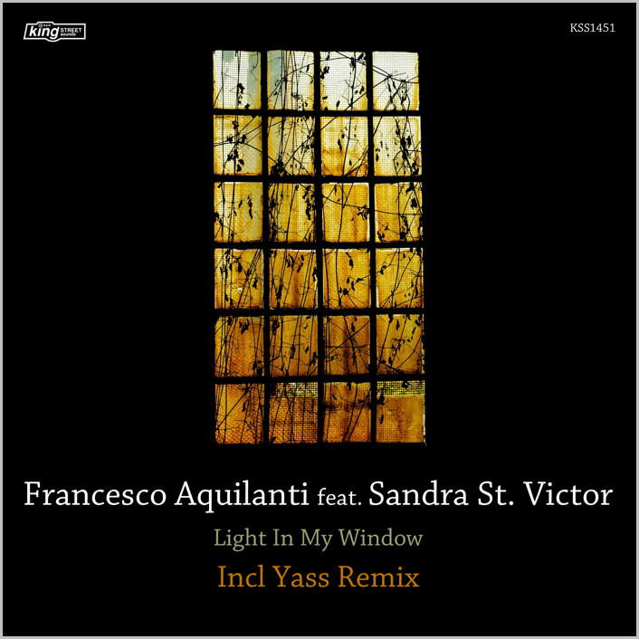 Francesco Aquilanti feat. Sandra St. Victor : Light In My Window