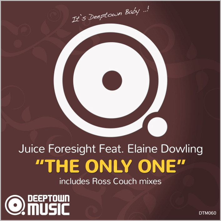 Juice Foresight feat. Elaine Dowling : The Only One