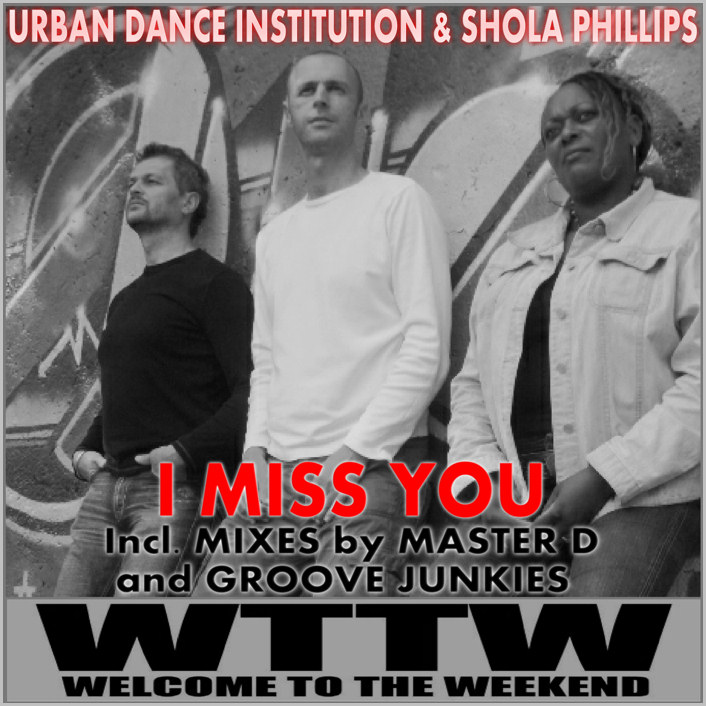Urban Dance Institution & Shola Phillips : I Miss You