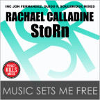 Rachael Calladine & StoRn : Music Sets Me Free