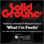 Federico d'Alessio feat. Margaret Grace : What I'm Feeling