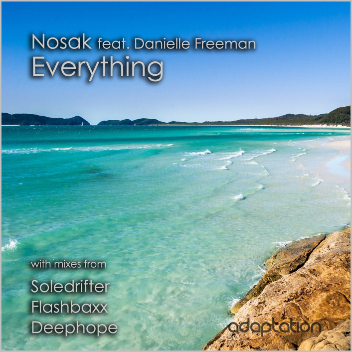 Nosak feat. Danielle Freeman : Everything